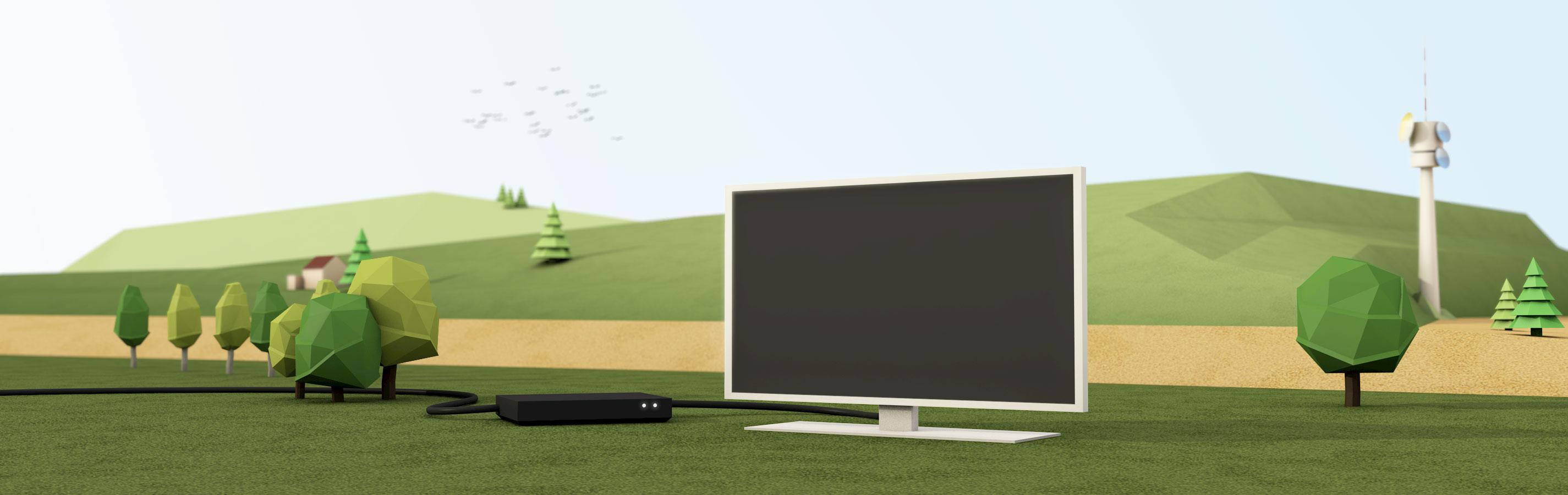 Digital-IPTV-Box